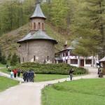 Manastirea Prislop - Judetul Hunedoara